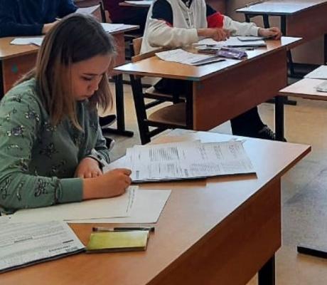 Чукотка завершила региональные тренировочные мероприятия по подготовке к проведение единого государственного экзамена.