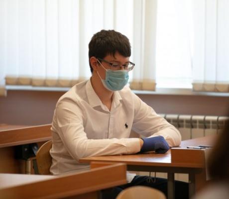На Чукотке продолжаются тренировочный экзамены